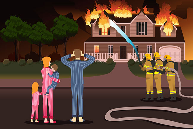 The Fire is Out– Now What? A Guide to Fire Damage
